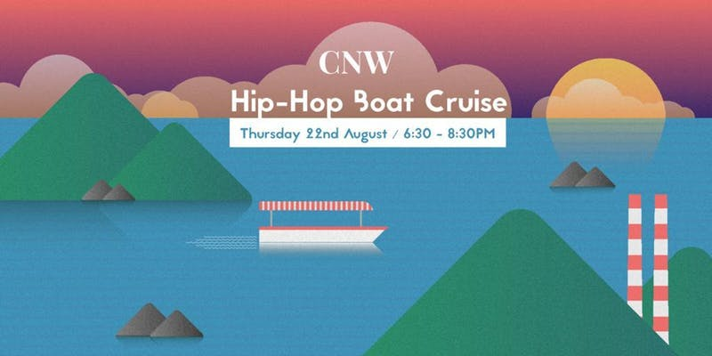 Hip hop boat party, boat party,