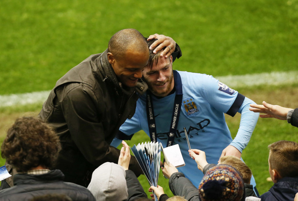 Jack Byrne, Manchester City, Vincent Kompany
