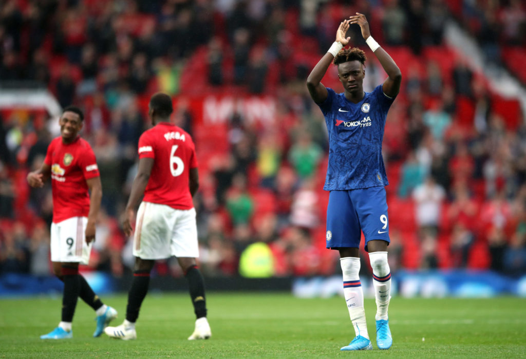 Tammy Abraham, Chelsea, Man United