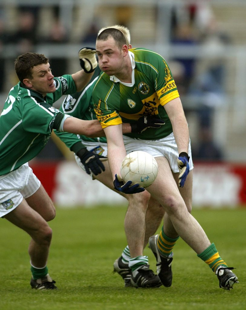 Mike Quirke, Kerry