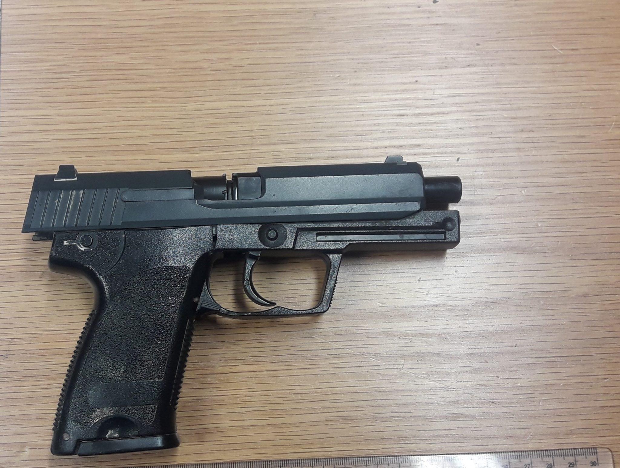 Gun In Kildare