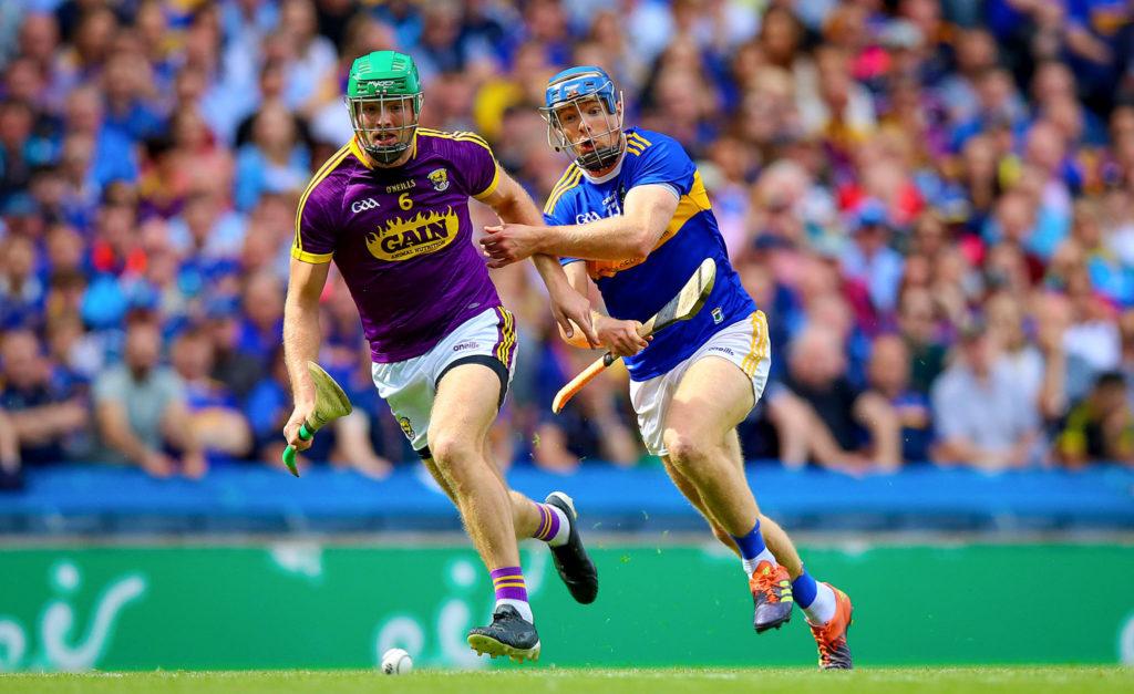 Matthew O'Hanlon, Wexford, Tipperary, hurling