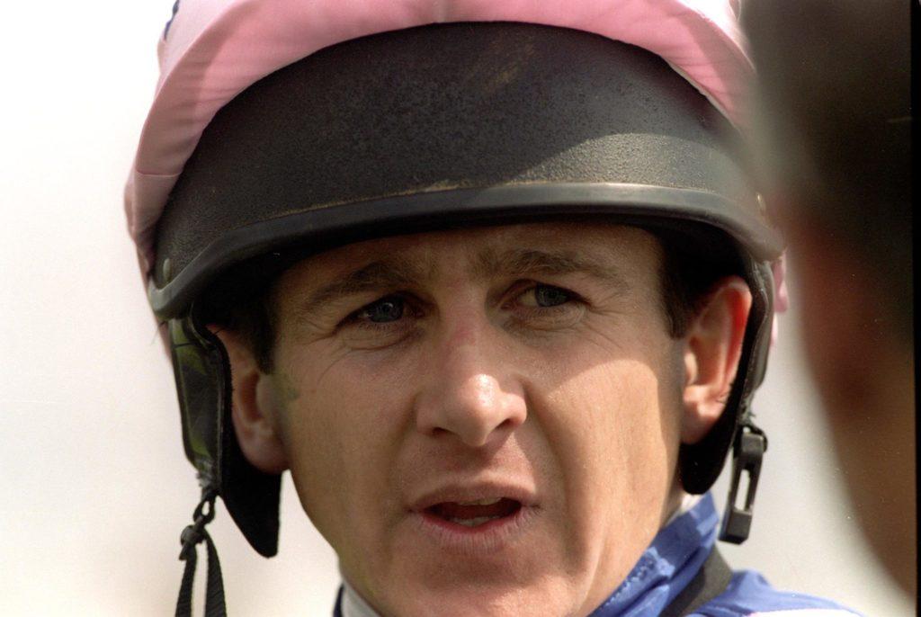 Warren O'Connor, jockey, 2000