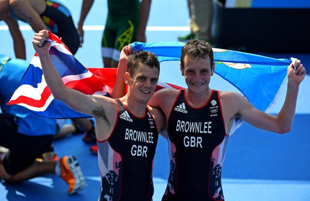 Alistair Brownlee, Jonathan Brownlee, triathlon