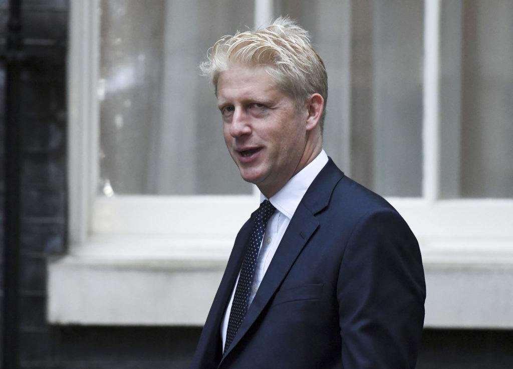 Boris Johnson's Brother