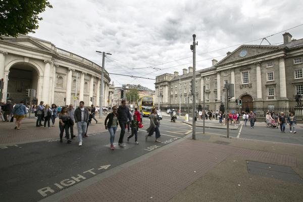 Will Dublin City Centre Proposed Traffic Ban Kill Business?