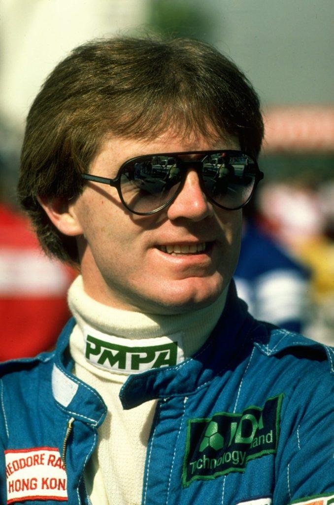 Derek Daly, Formula 1