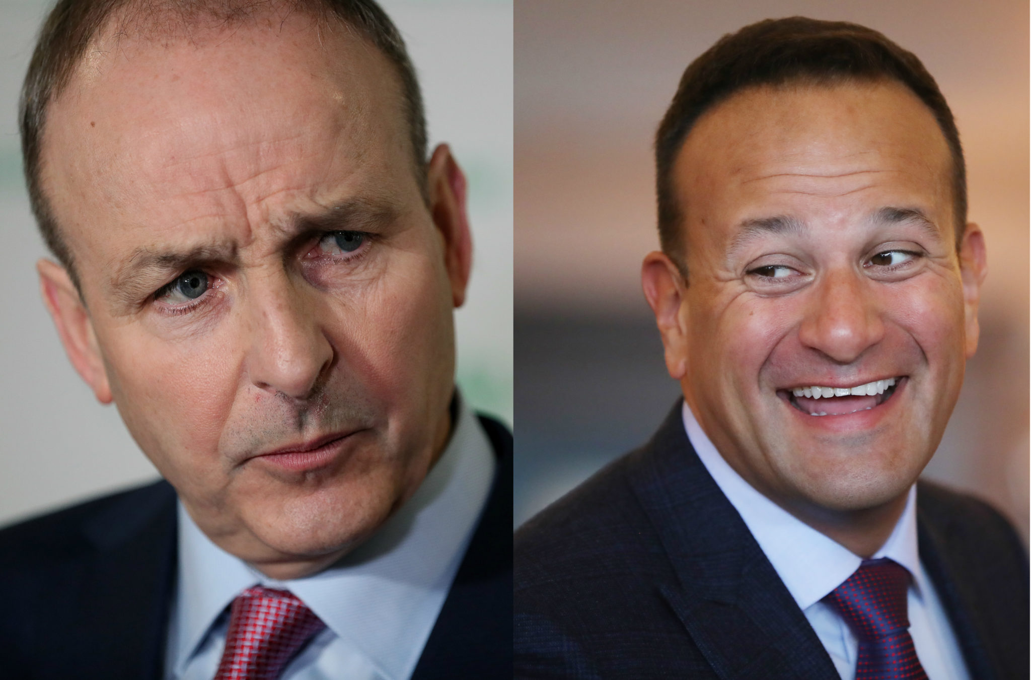 Varadkar Martin election