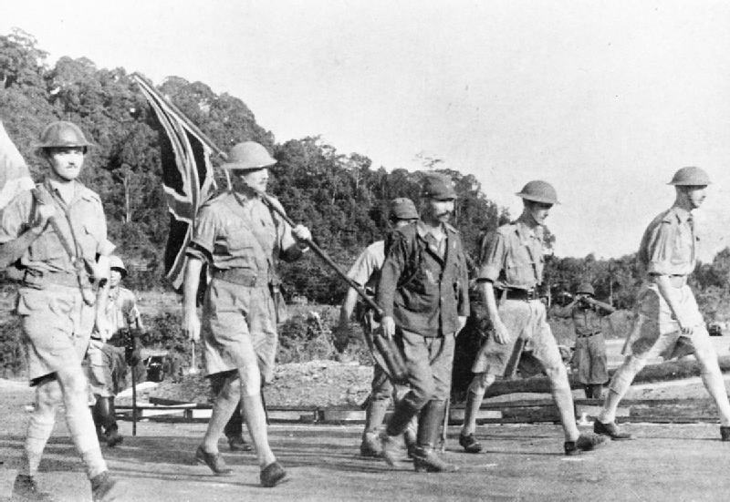 The Battle of Singapore