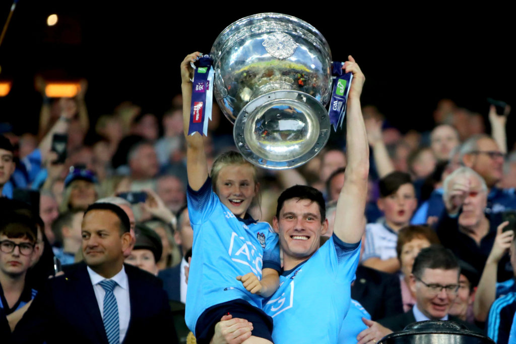 Diarmuid Connolly, Dublin, All Ireland