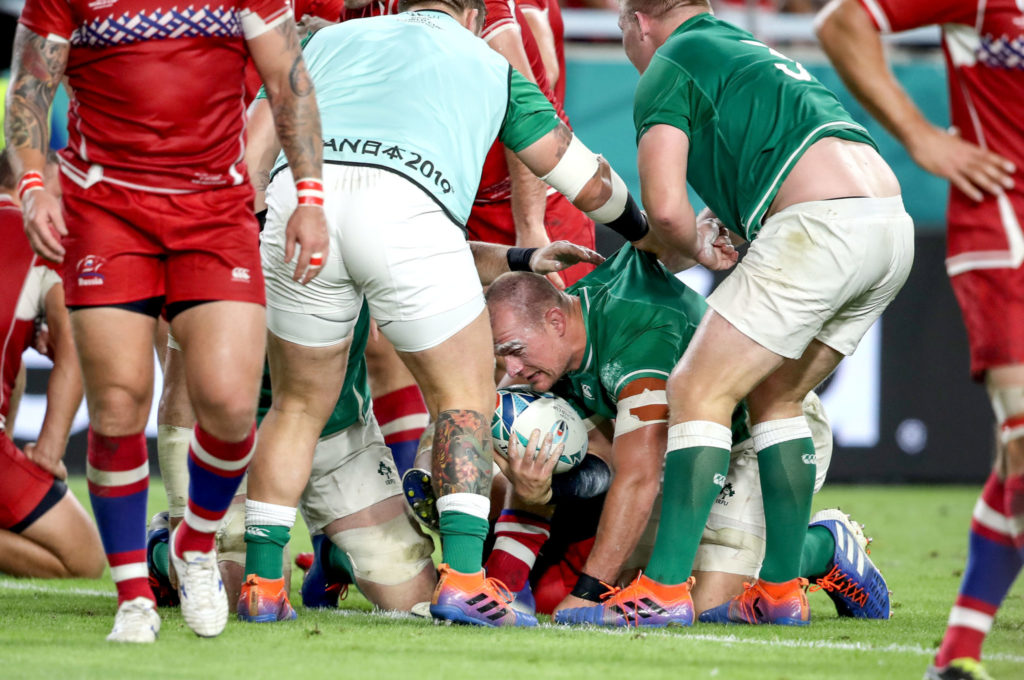 Ireland, Russia, Rugby World Cup