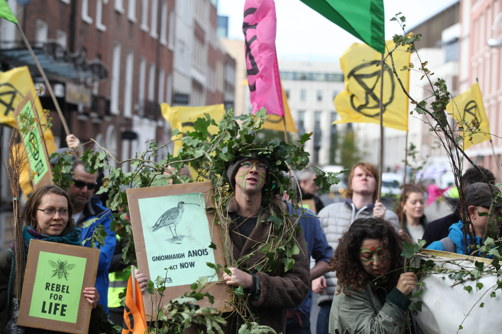 Extinction Rebellion Climate Change