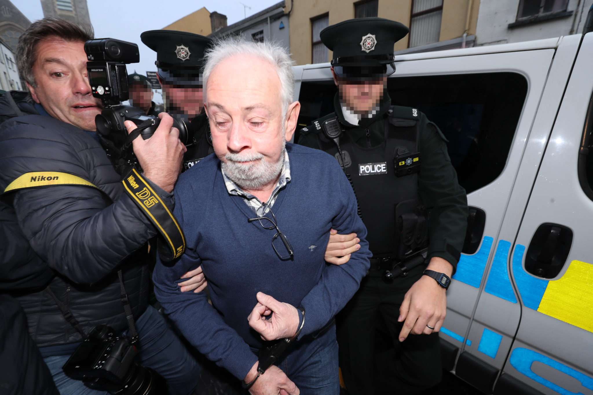 John Downey extradition