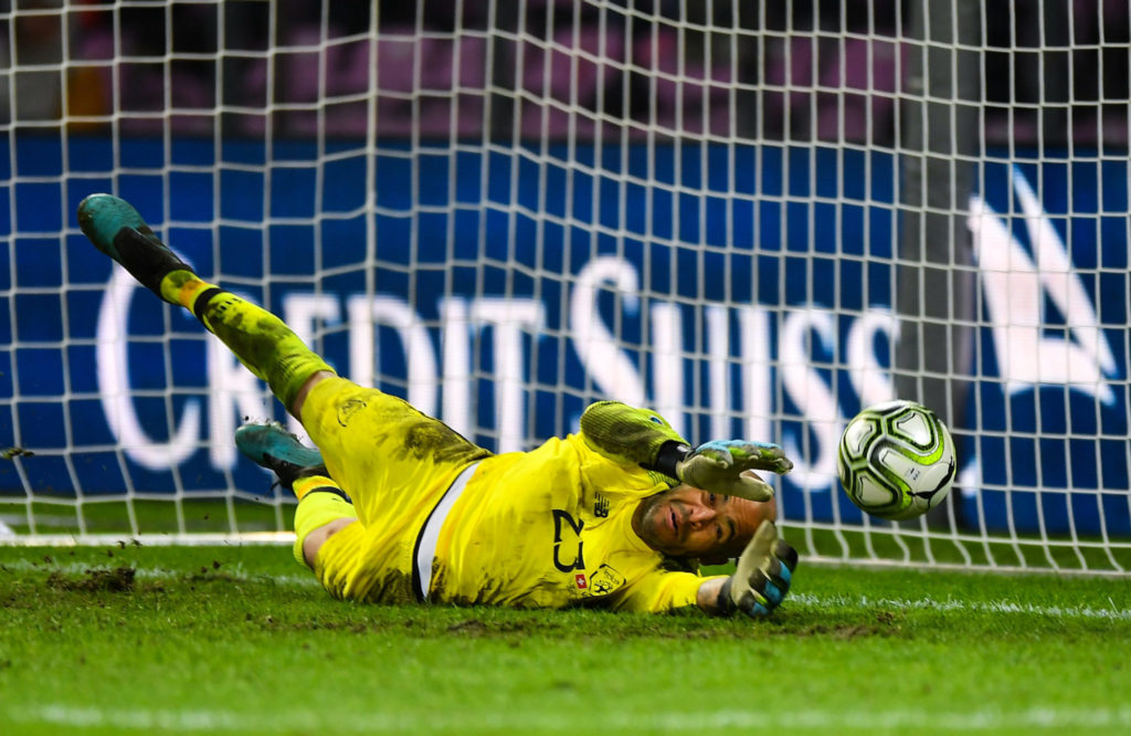 Darren Randolph, Ireland, Switzerland, penalty, save