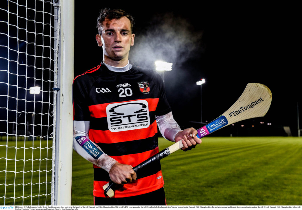 Dessie Hutchinson, hurling