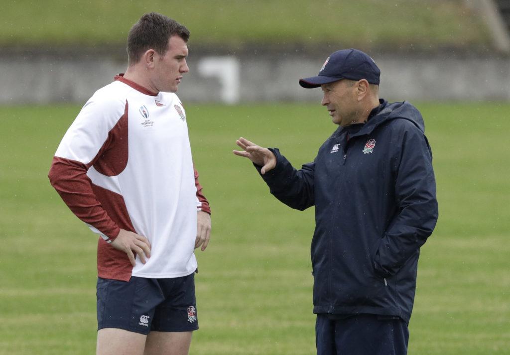 England, rugby, Ben Spencer, Eddie Jones,
