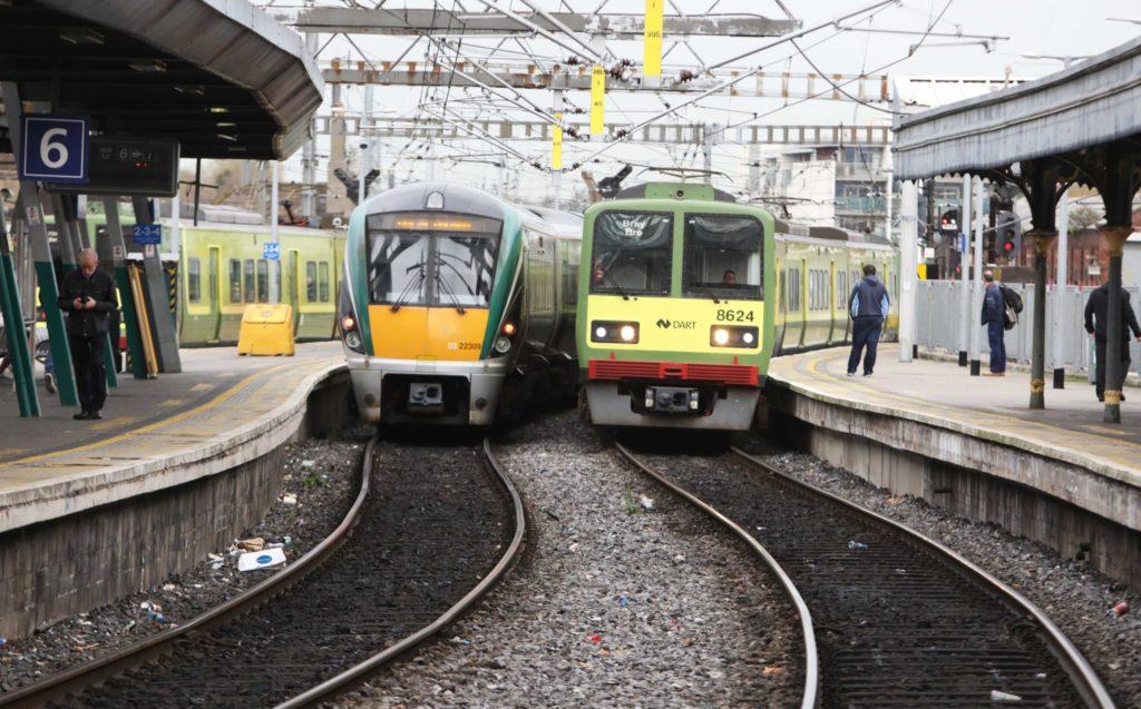 rail capacity