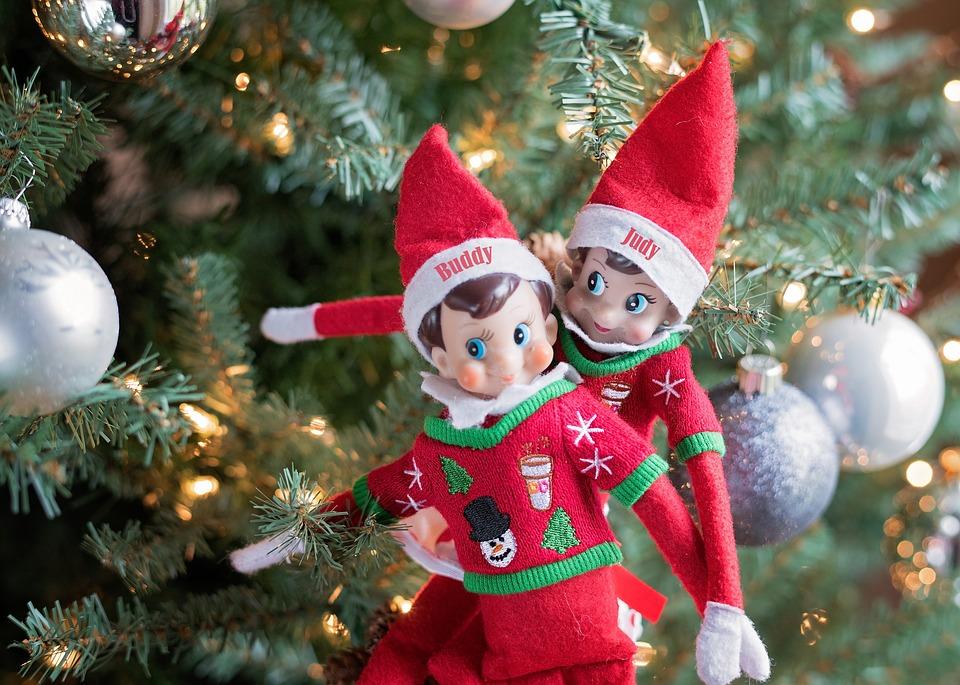 An Post. Elf On The Shelf,