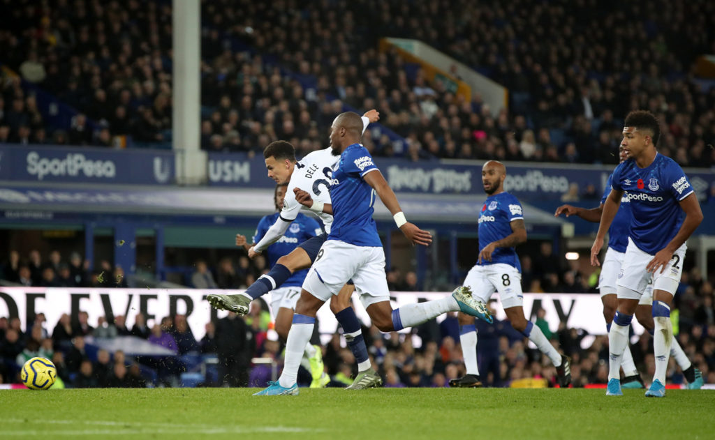 Dele Alli, Tottenham, Everton,