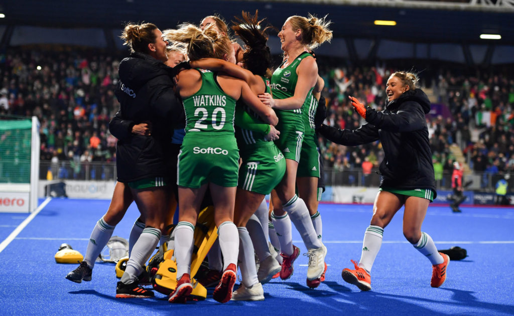 hockey, Ireland, Olympics