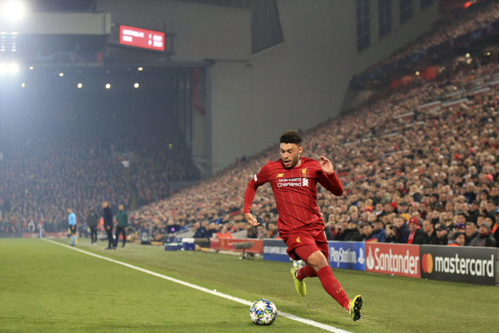 Liverpool, Alex Oxlade-Chamberlain, Champions League