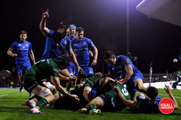 Andrew Porter, Leinster, Connacht, Pro14