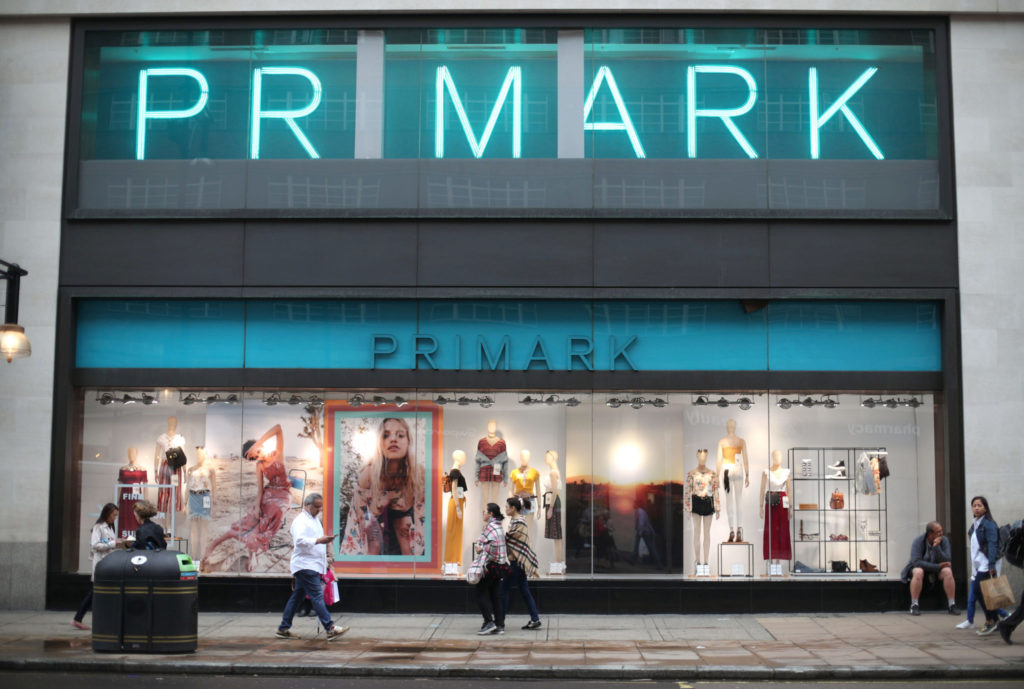 Primark Bosses Warn Of Shortages Later This Year Because Of Coronavirus