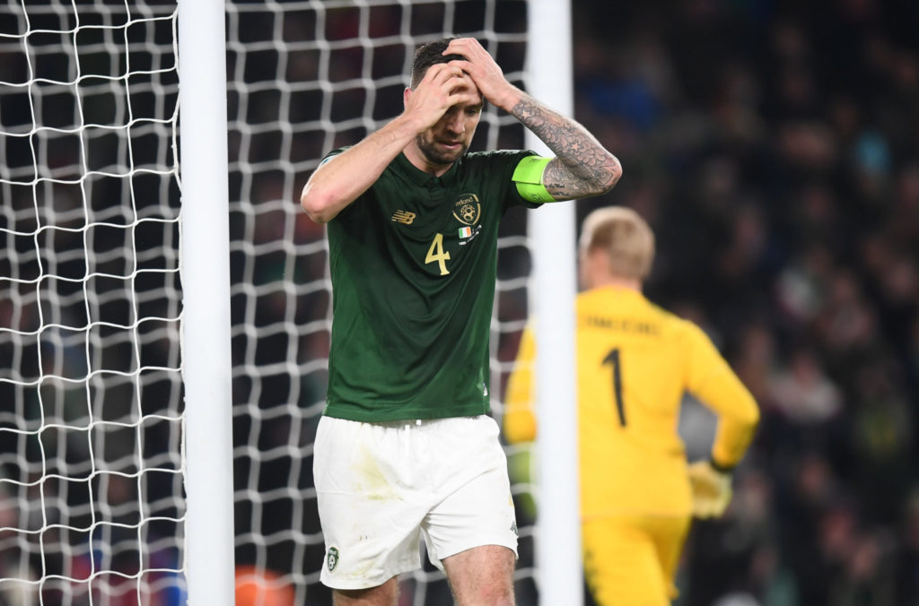 Shane Duffy, Ireland, Denmark, Player Ratings