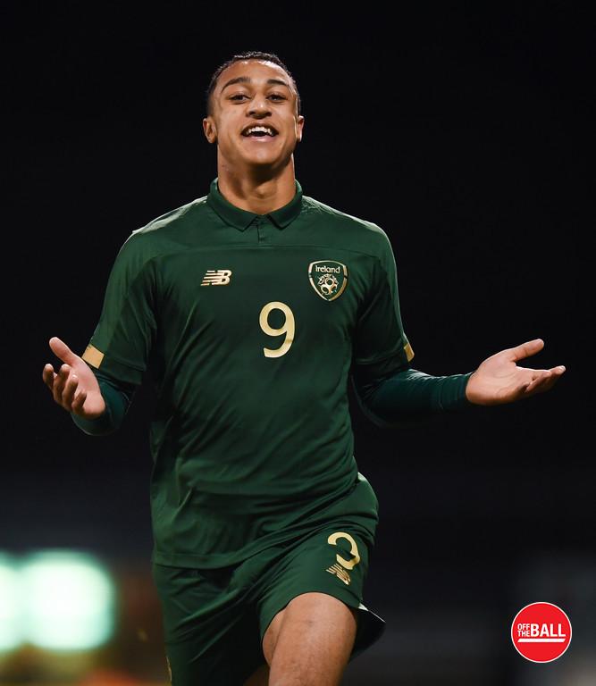 Ireland U21s, Adam Idah,
