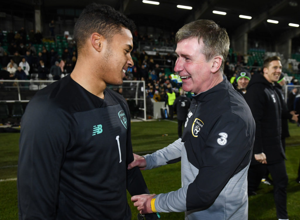 Stephen Kenny, Ireland U21
