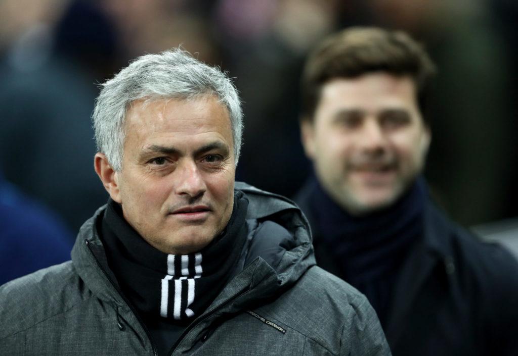 Pochettino, Mourinho, Manchester United, Tottenham,