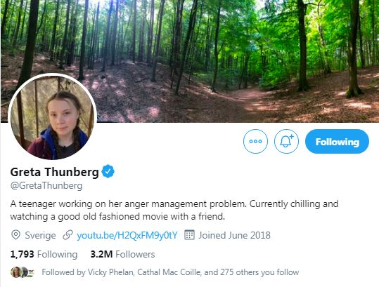 Thunberg