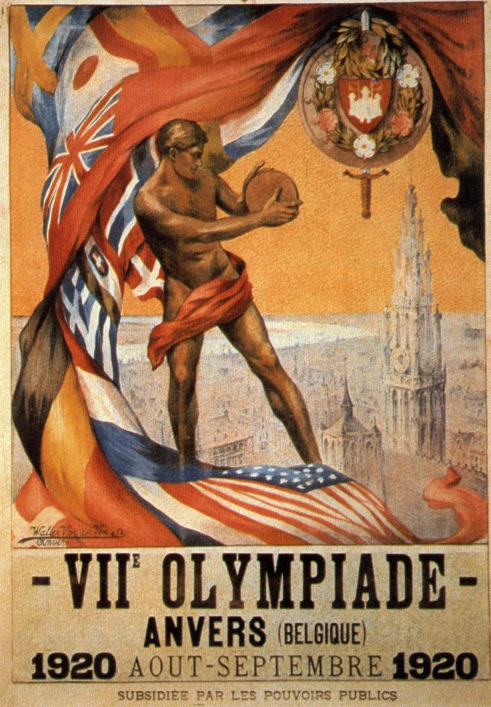 Olympics, 1920,