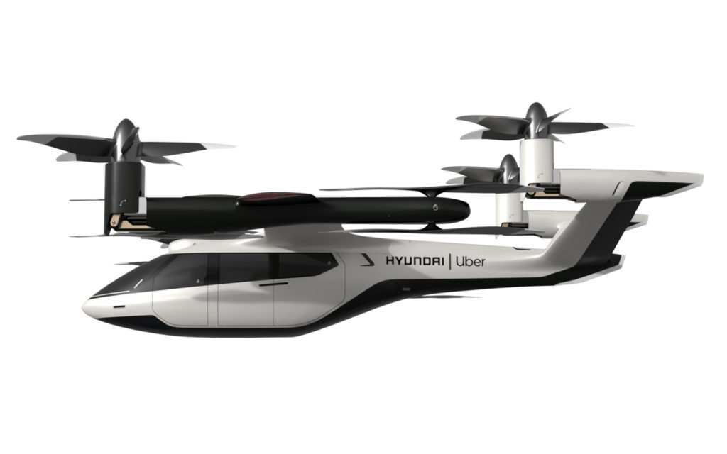 flying taxis