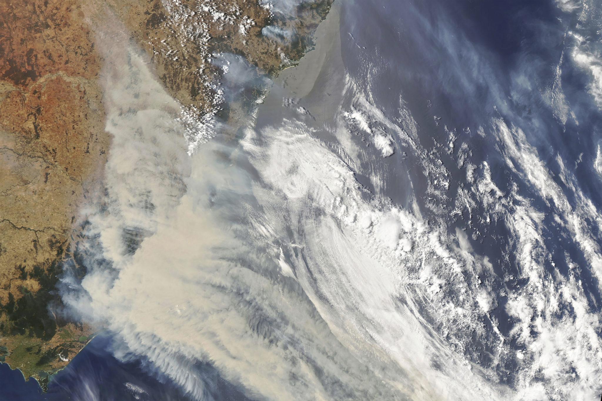 Brian Cox Australia Wildfires
