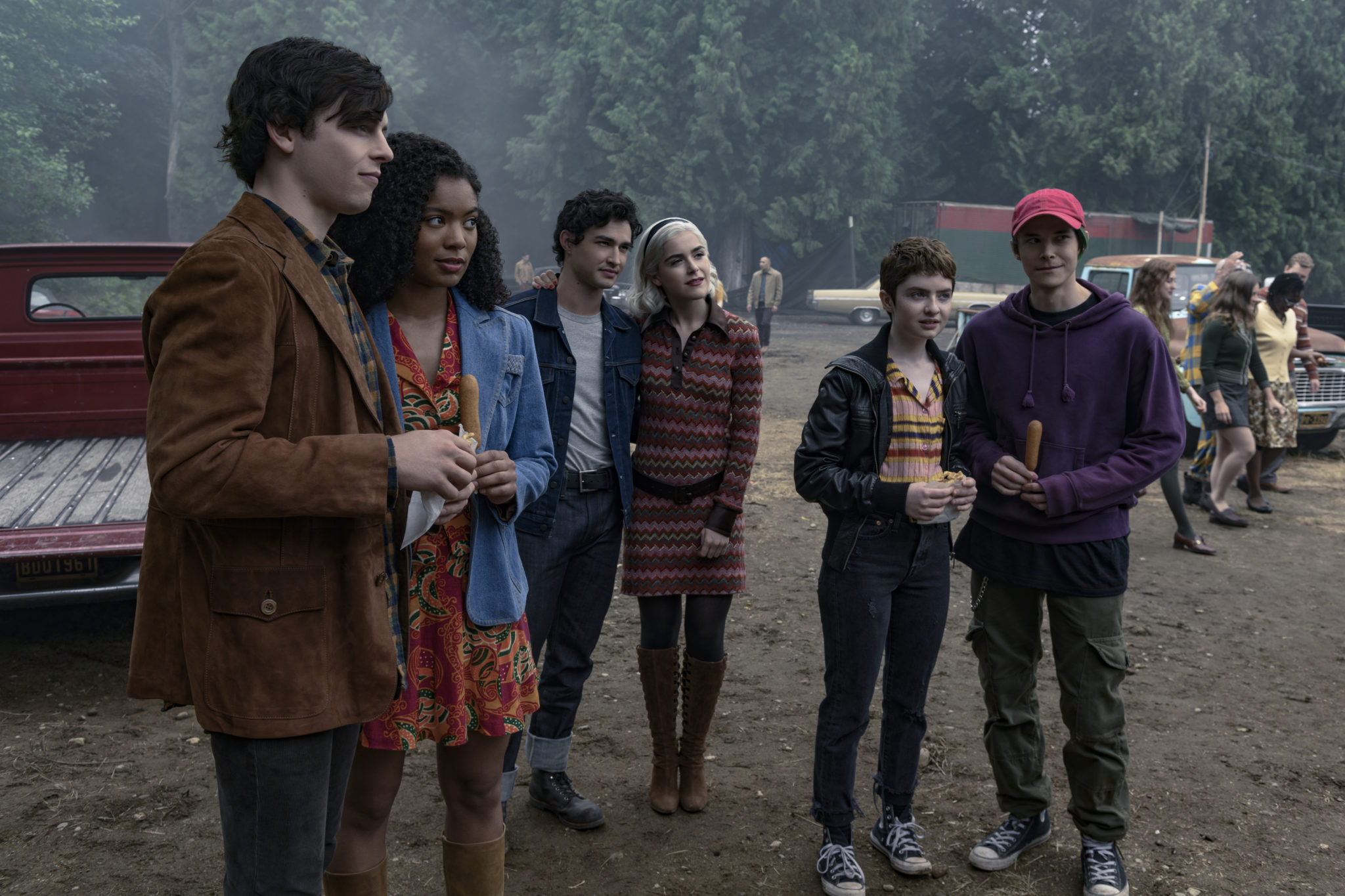 Watch Chilling Adventures Of Sabrina Part 3 Music Video