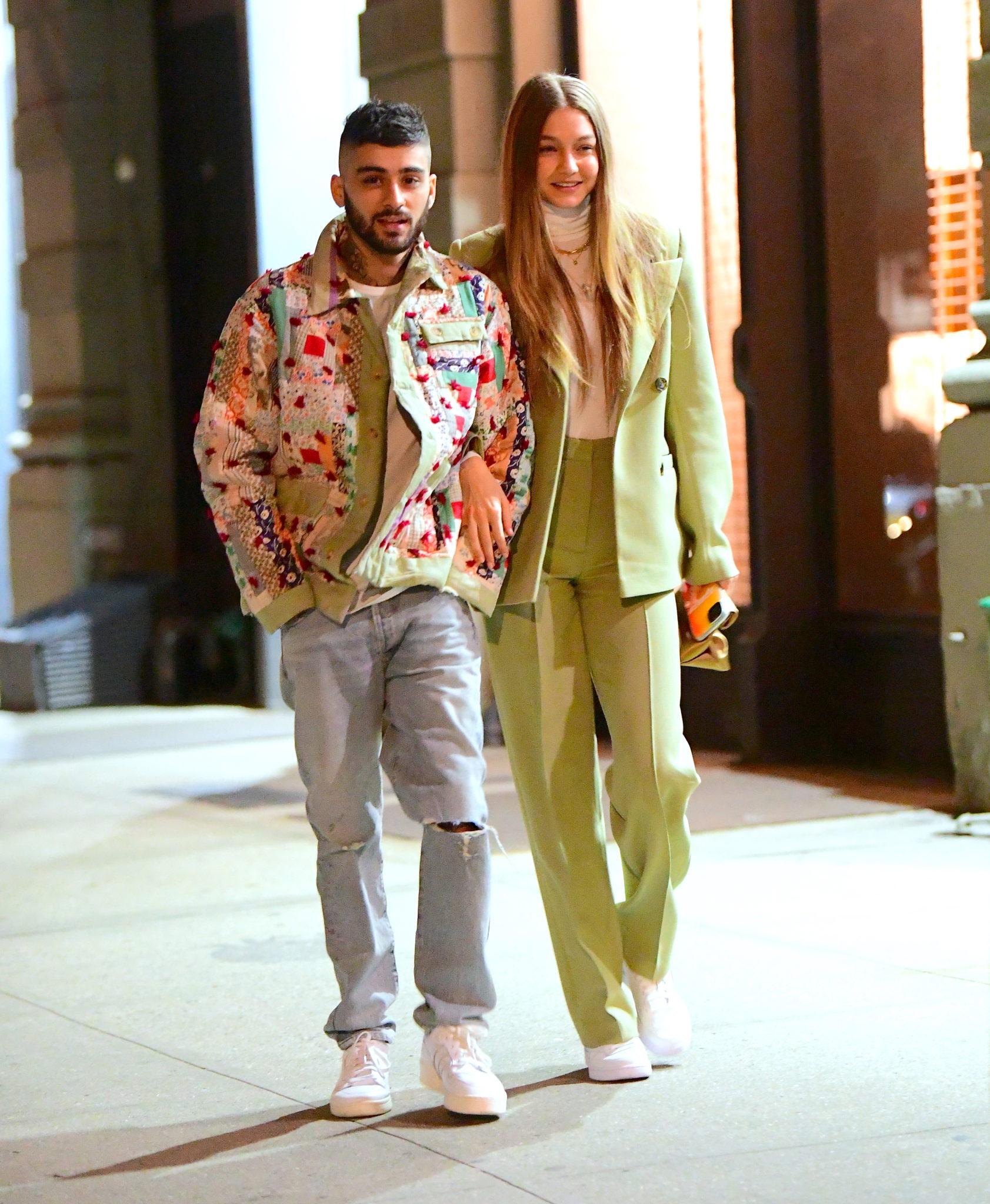 Gigi Hadid & Zayn Malik Are Back Together Following Their ...