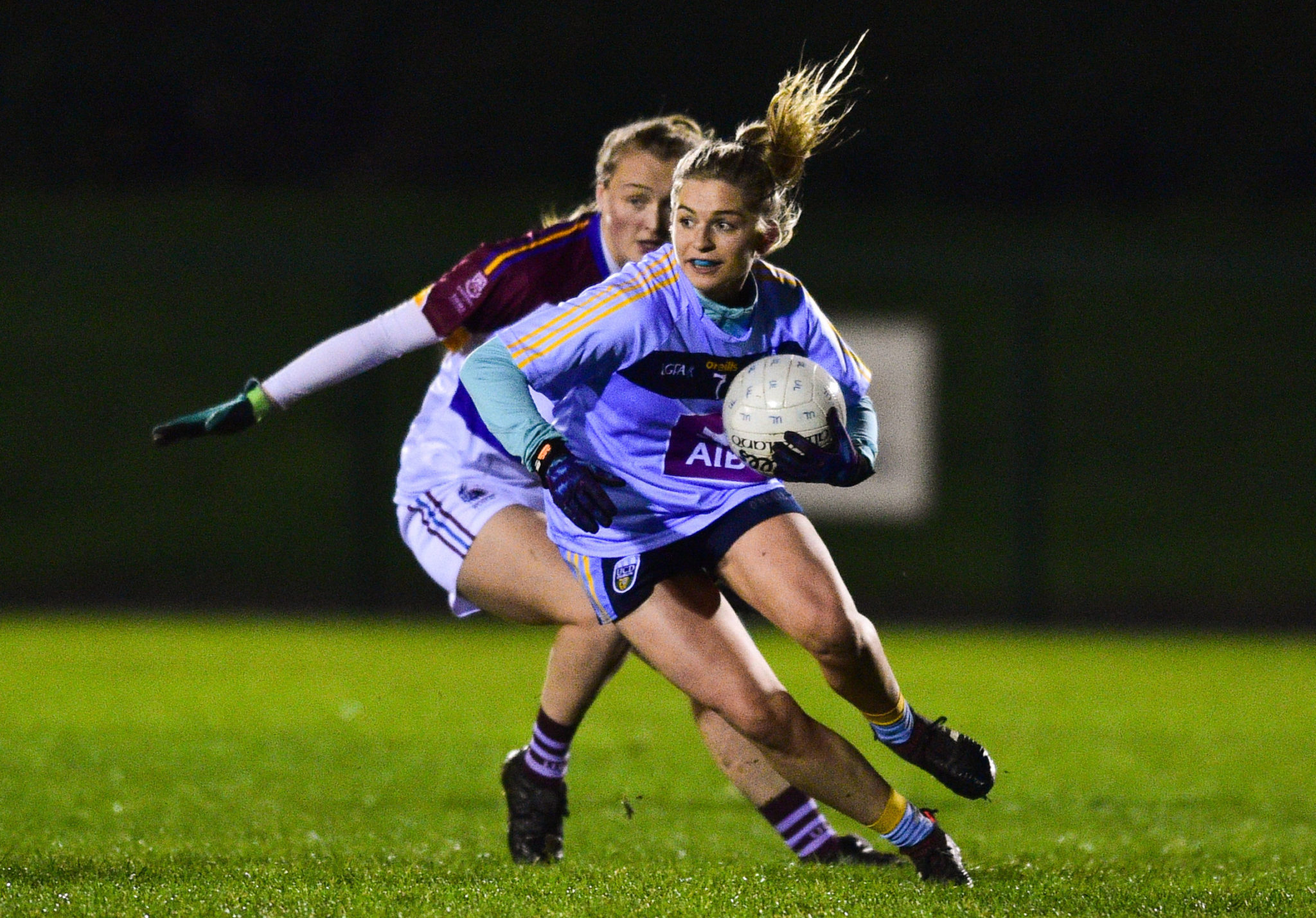 From Underage Dropout To All Ireland Winner Martha Byrne S Redemption Off The Ball