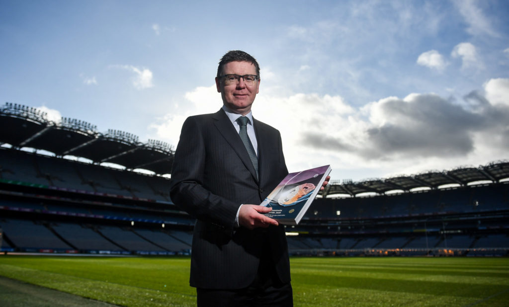 Tom Ryan - GAA Director General
