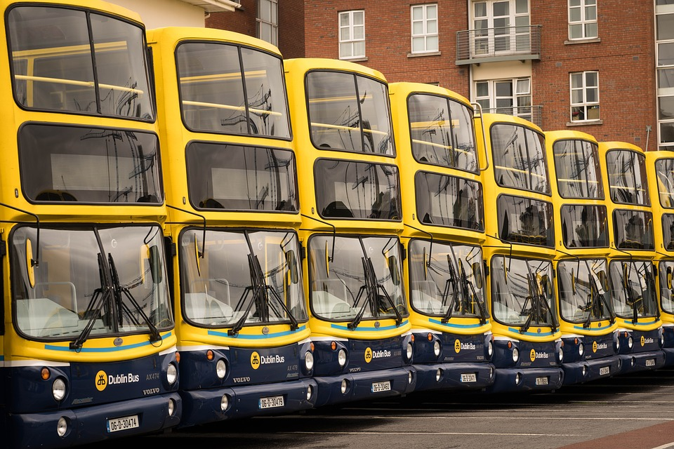 New Plan For Buses, Cyclists and Pedestrians Included In Dublin's COVID-19 Mobility Plan