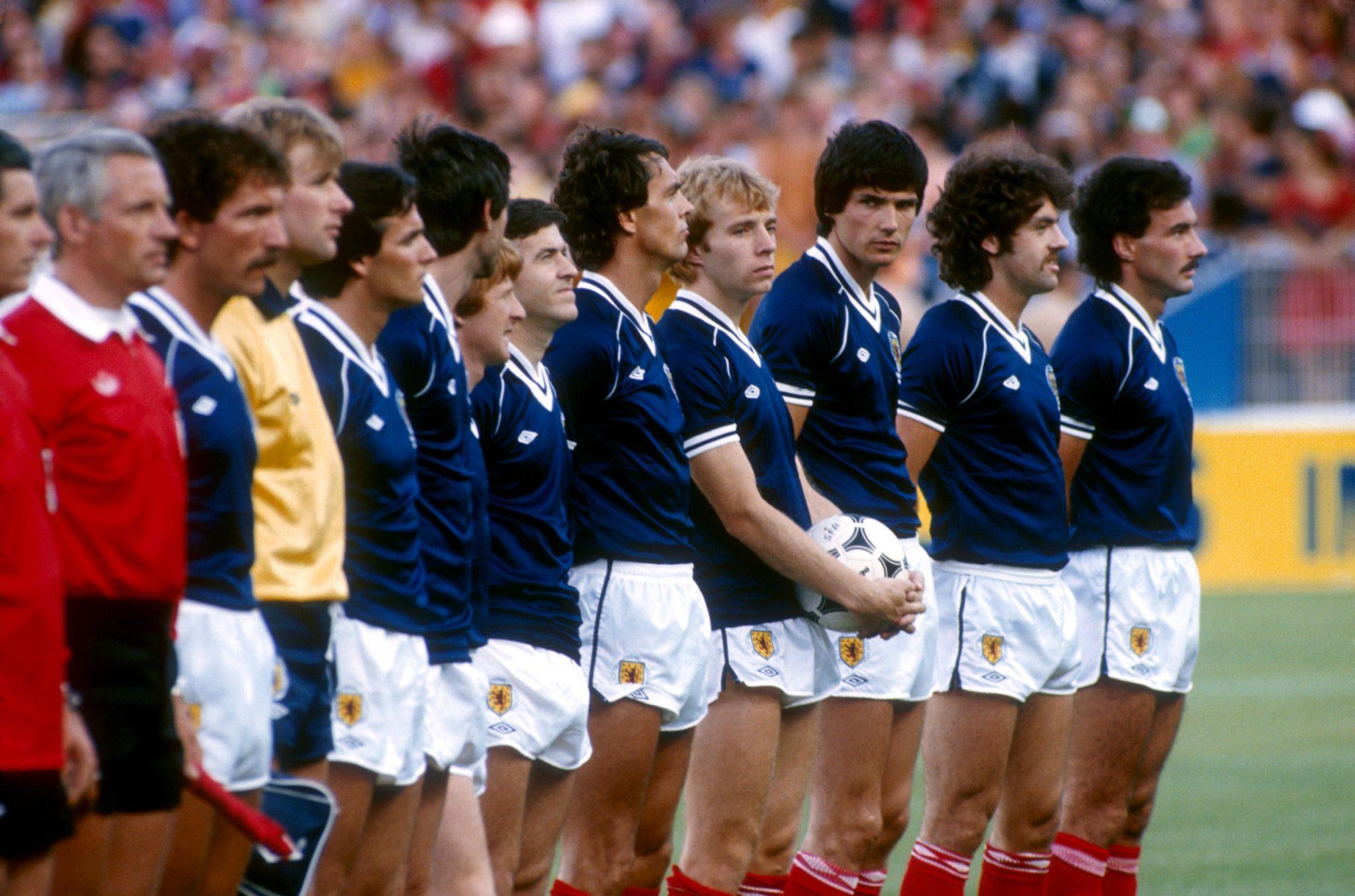 all-time Scotland XI