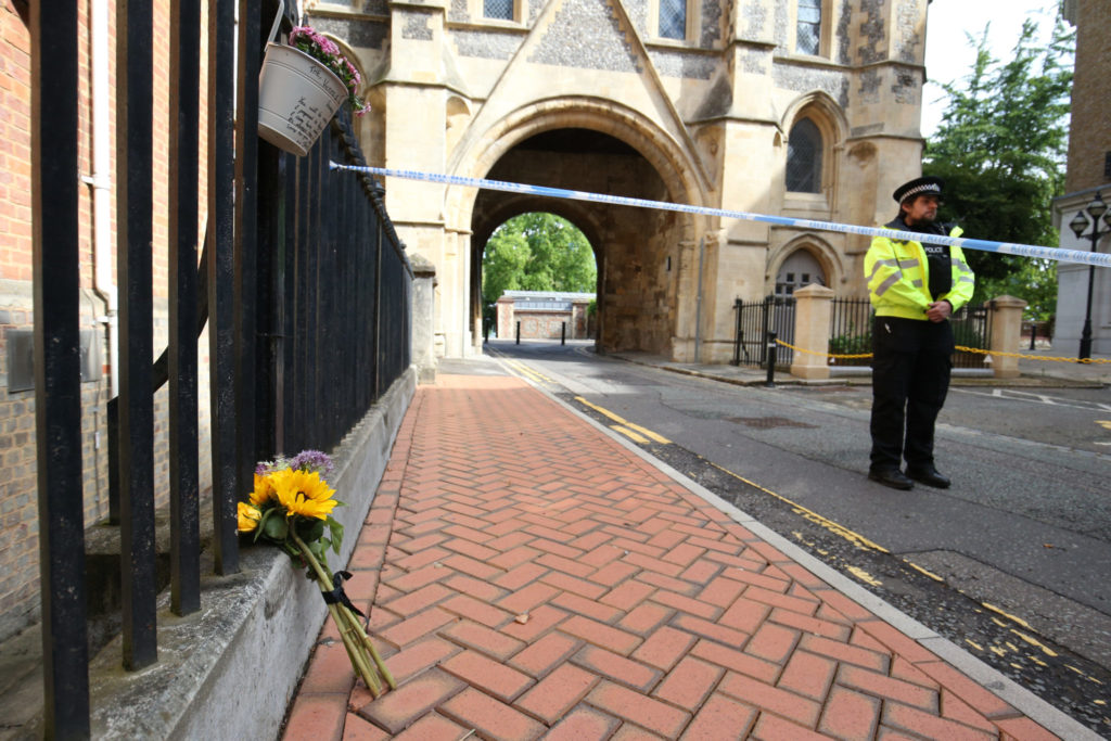 Reading stabbings: David Wails named as third victim