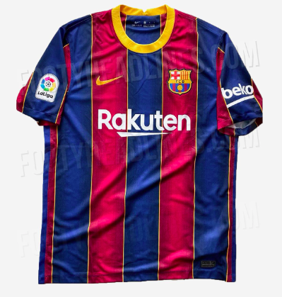 Nike Withdraw New Barcelona Jersey From Sale Because Of Sweat Newstalk