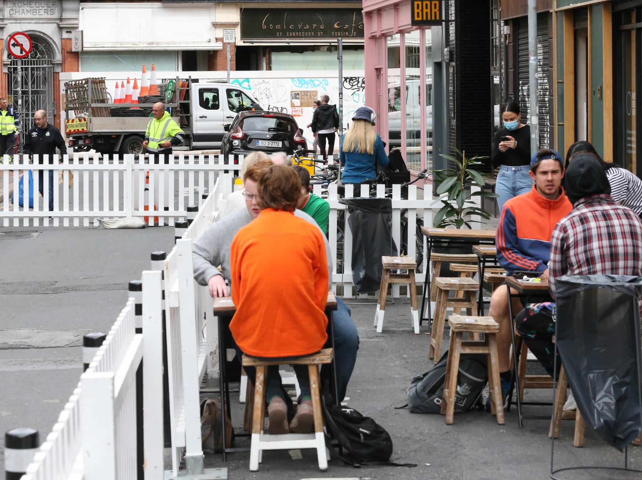 Car-free Dublin