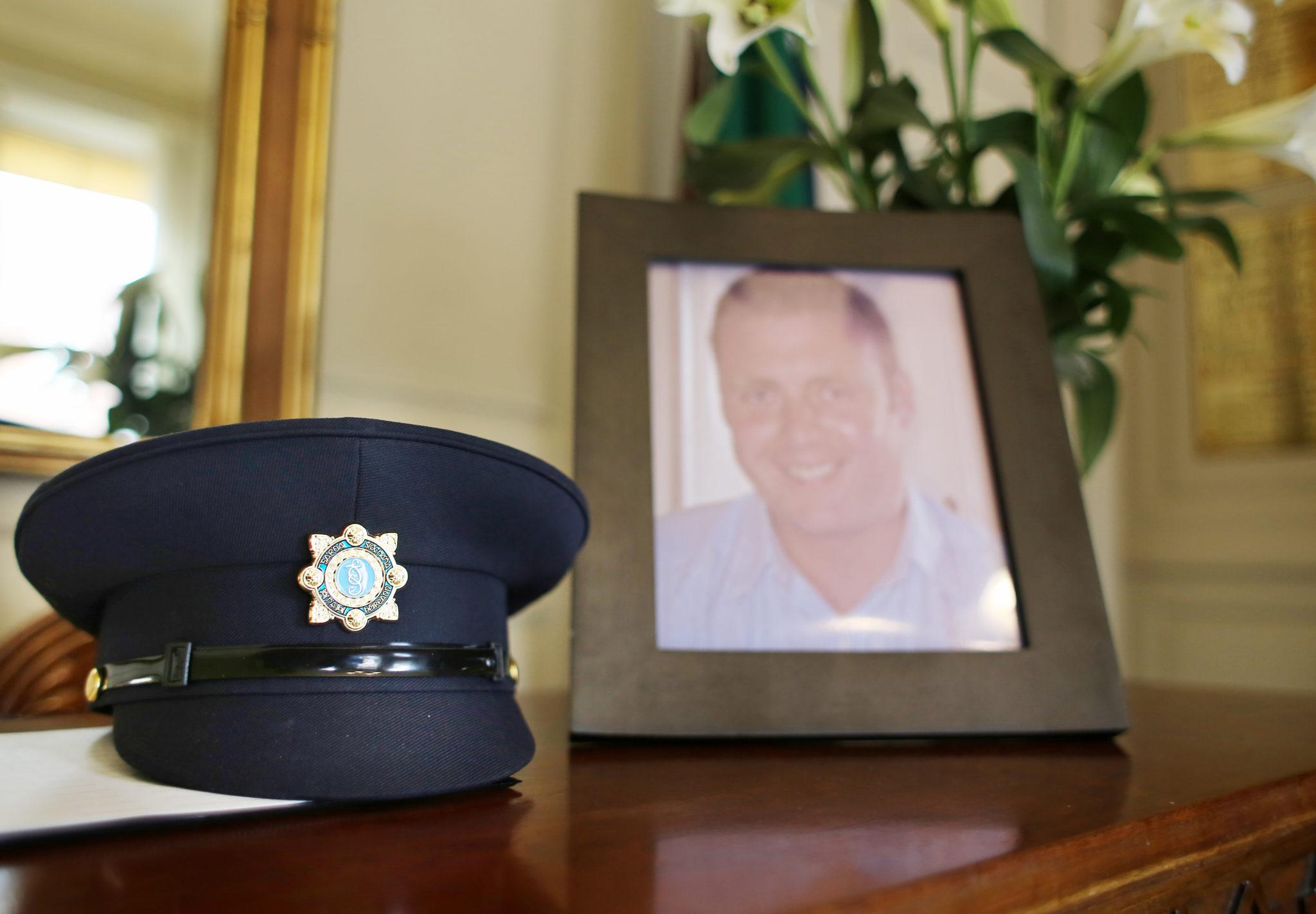 Detective Garda Adrian Donohoe Aaron Brady