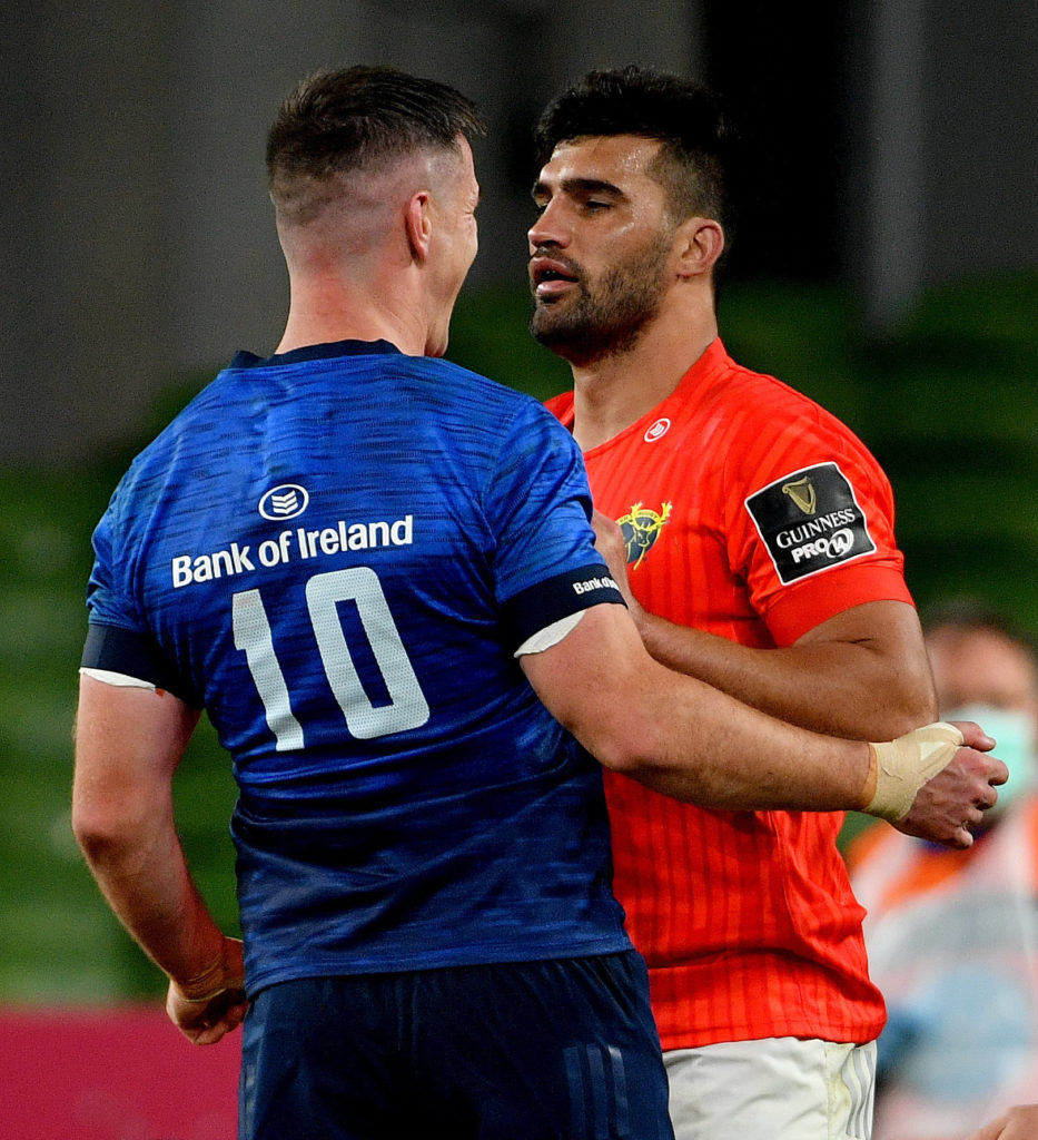 Damien de Allende believes current Munster crop are primed for success |  Newstalk