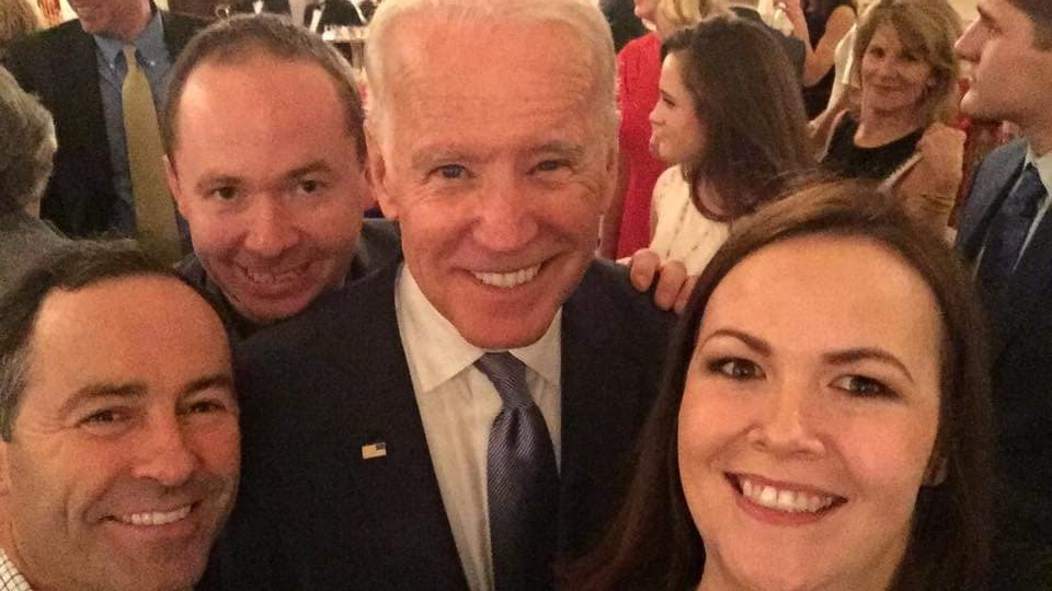 Joe Biden's cousin
