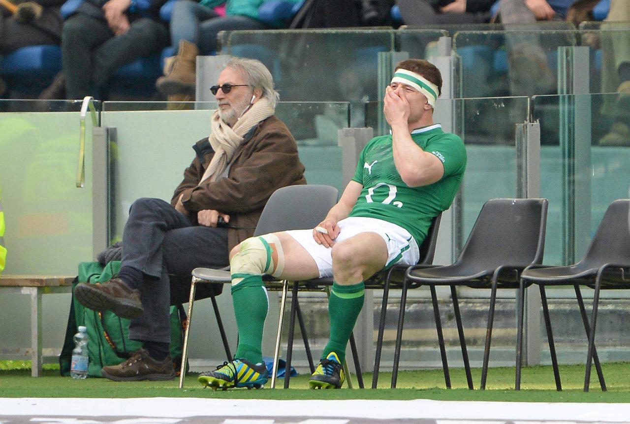 Brian O'Driscoll, Ireland, du