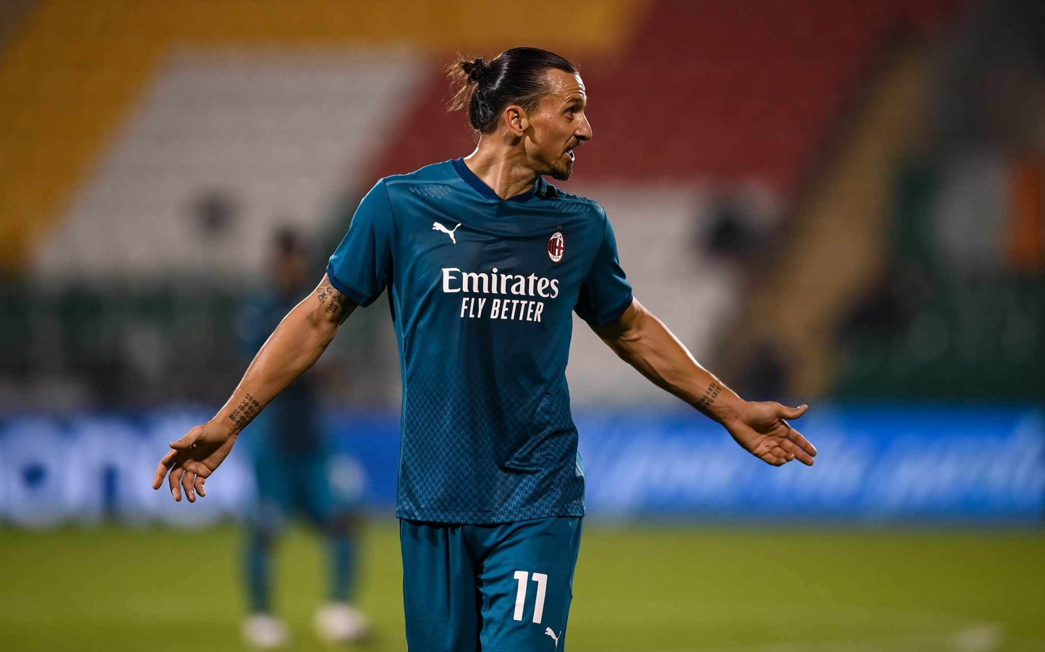 Watch Zlatan Was Like A Ghost Jack Byrne On Milan Rovers Chances Off The Ball