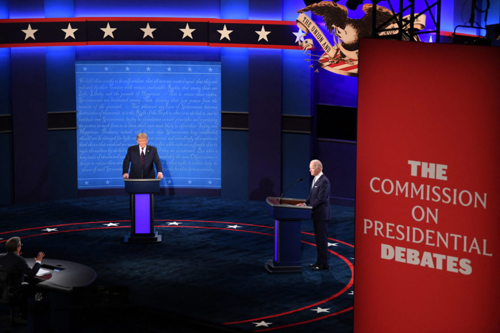 US Presidential Debate Review